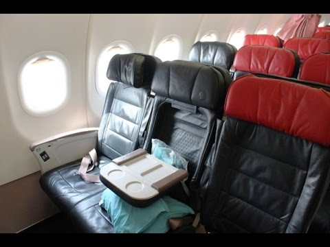 Turkish Airlines Airbus A320 200 Business Class Review