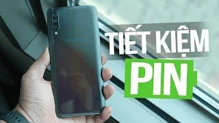 Dùng Samsung nhất định phải biết những mẹo này: TIẾT KIỆM PIN