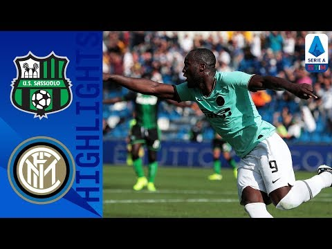 Sassuolo 3-4 Inter | Lukaku & Martinez Bag Braces as Inter E