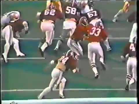1980 Alabama Crimson Tide (#5) vs Notre Dame Fighting Irish (#6)