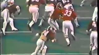 1980 Alabama Crimson Tide (#5) vs Notre Dame Fighting Irish (#6)