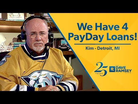 We Have 4 Payday Loans!