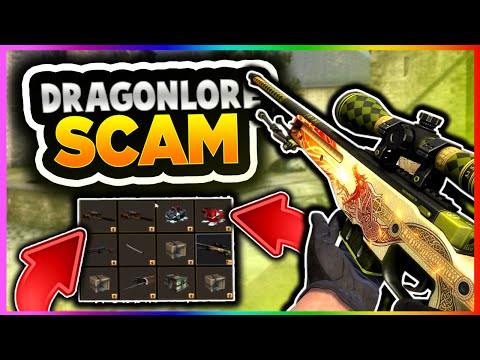 how to scam cs go items