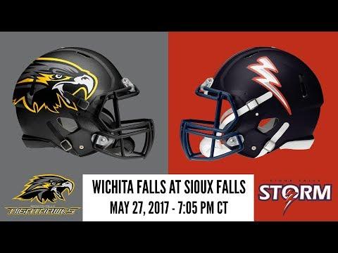 Week 15 | Wichita Falls Nighthawks at Sioux Falls Storm