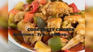 How to cook CHICKEN..., . FRY CHICKEN, CHICKEN LOLLIPOP, CHICKEN POKORA,