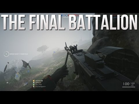 THE FINAL BATTALION! - PS4 Battlefield 1 Road to Max Rank Ep. 77! (BF1 Operations) thumbnail
