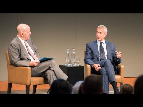 Danny Meyer, Union Square Hospitality Group CEO: Talks at GS