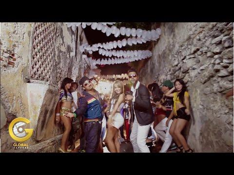 Kevin Florez Ft Simon - La Invite A Bailar [Oficial Video]