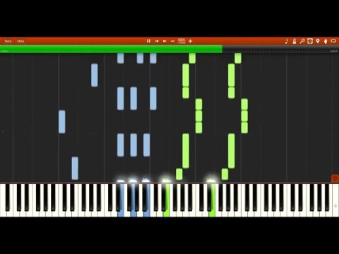 Kid Cudi - Pursuit Of Happiness (Piano Tutorial/Cover)