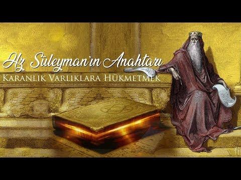 Hz. Süleyman'ın Anahtarı