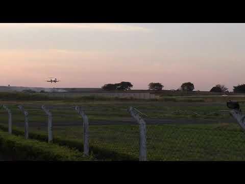 Raytheon Hawker 800 em SDAM (PP-ACP)
