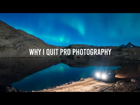 Professional Photography: Why I quit. thumbnail