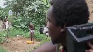 Africans dance with song of what amma is this too funny