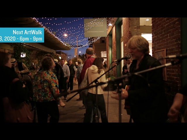 ArtWalk: November 28, 2020