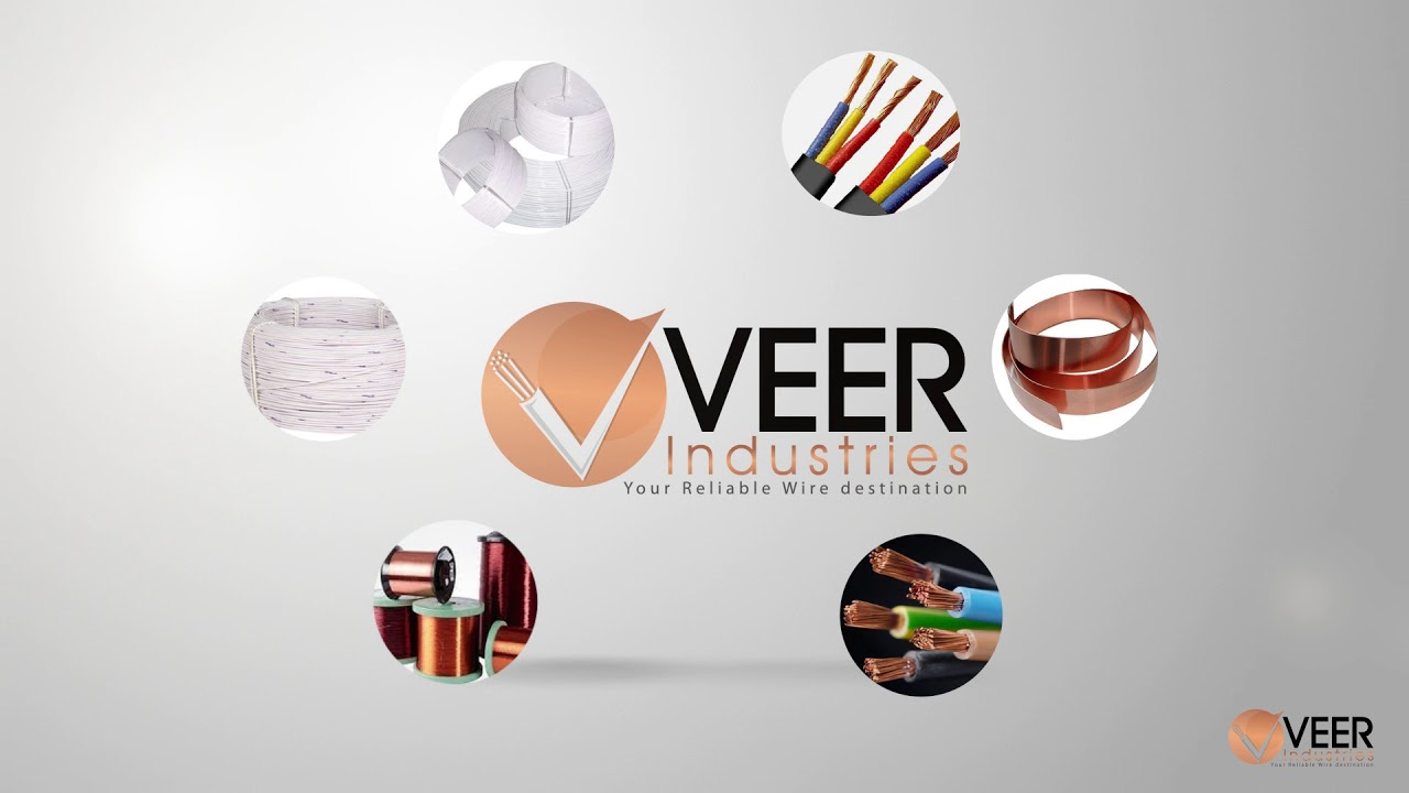 Veer Industries | Copper Winding Wire Manufacturer - YouTube
