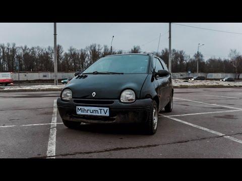 Тест-драйв Renault Twingo