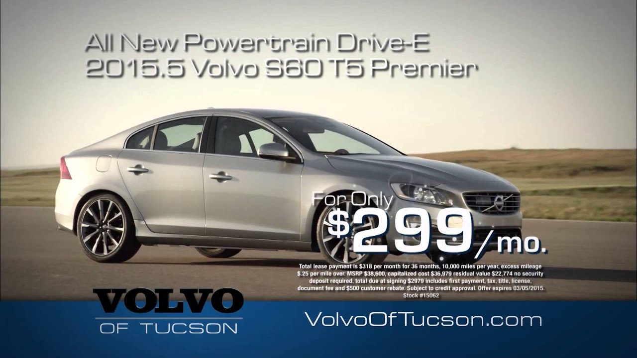 Volvo of Tucson Presidential Power Sale