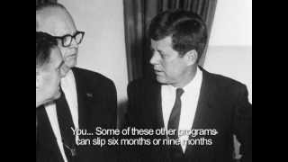 Listening In: JFK on Getting to the Moon (November 21, 1962)