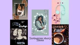 INSTAGRAM STORY IDEAS - PART 1  Easy insta stories