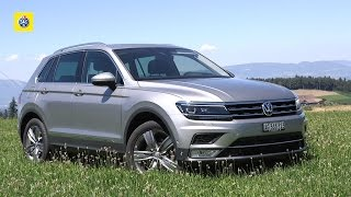 VW Tiguan 2016 - Autotest