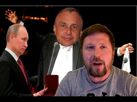 Поющий в терновнике и часы Путина + English Subtitles