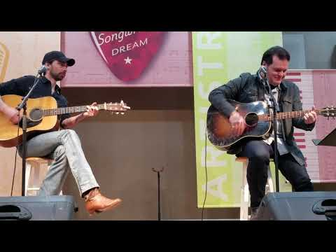 """WHEREVER SHE IS\"", Bobby Tomberlin & Mo Pitney, Martin Methodist College, February 21, 2019"