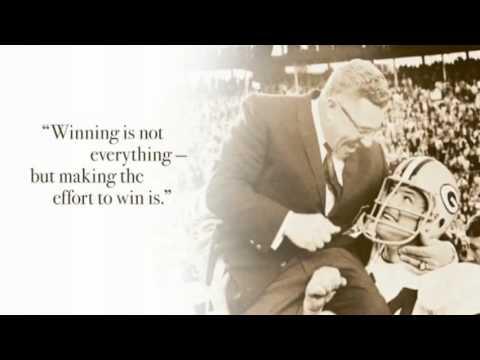 NFL Films Tribute to Vince Lombardi