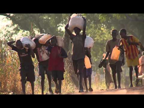 South Sudan: A Long Walk in Search of Safety