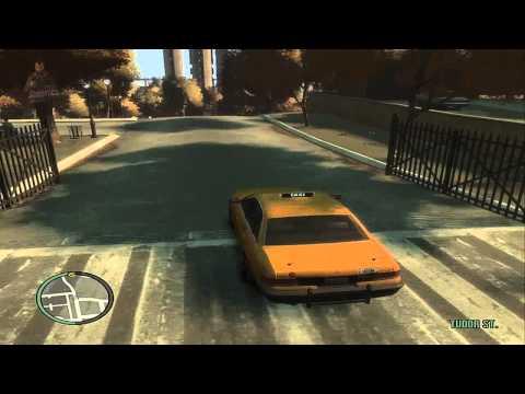 GTA IV - Little Jacob: Entrega de Drogas (Liberty State Pavillion Towers en Meadows Park) - HD