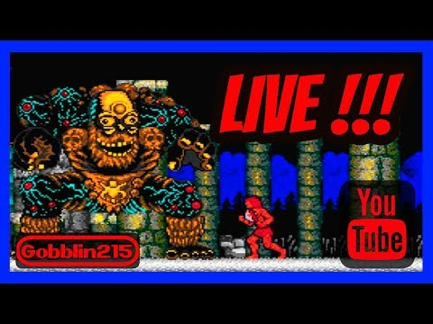 Let's Play The Legendary Axe - Turbo Graphic 16 LIVE! - Let's Play The Legendary Axe - Turbo Graphic 16 LIVE!