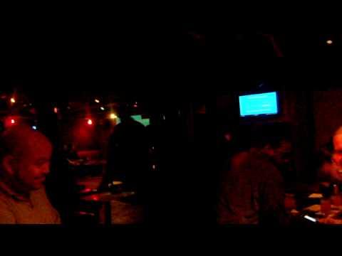 """ASIAN MAN SINGING BEENIE MAN """"DUDE""""  @ KARAOKE NIGHT"""