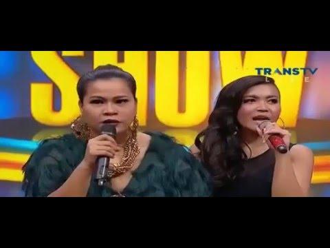 Happy show 1 Mei 2016 - Lucu Banget NGERAP Bareng,Oky Lukman ,Denada ,deny dan Wendi