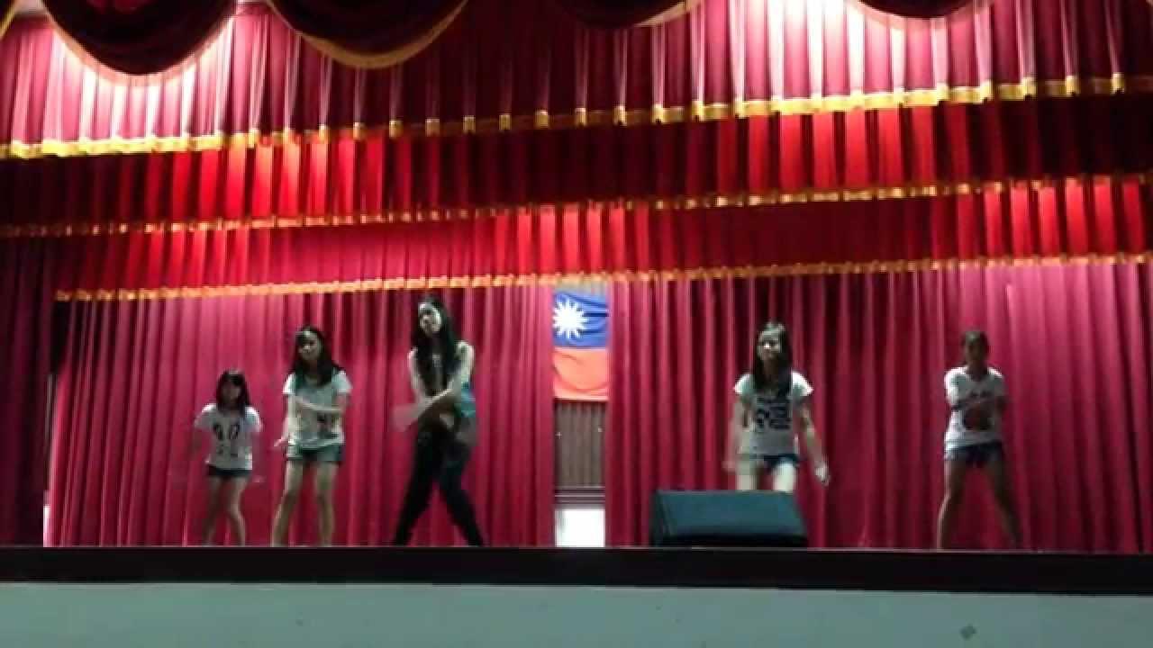 20150608安定國中才藝競賽-S.O.H - YouTube