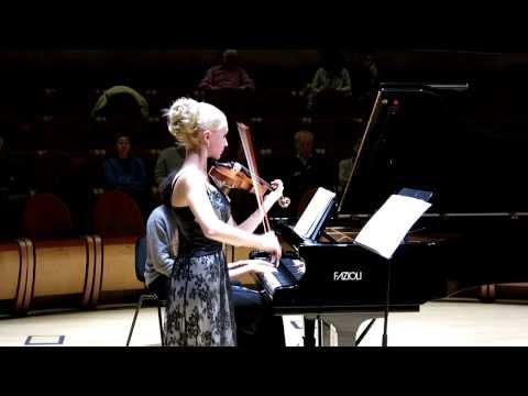 A.Petryshak - C.Cattani - F.Schubert - Sonata per violino e pianoforte D574,