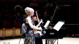 """A.Petryshak - C.Cattani - F.Schubert - Sonata per violino e pianoforte D574, """"Grand duo"""""""