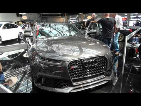 carbon audi rs6 at top marques monaco 2016 in 4k ultra hd youtube. Black Bedroom Furniture Sets. Home Design Ideas