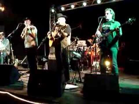 """""""Ring of fire"""" performed by JIM EVERETT BAND / Germany"""