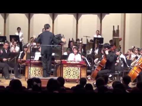 """大合奏 """"Kungfu Orchestra"""" HwaChong Chinese Orchestra"""