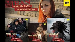 MTV's Rebel Music Documentary About Master Of Persia - M O P - Persian Rock & Metal Festival
