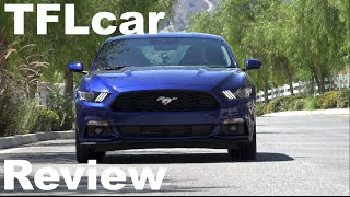 2015 Ford Mustang EcoBoost First Drive Review: One Stang to rule them all