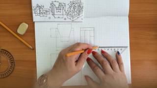 3 2 чертеж и технический рисунок модели