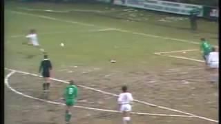 Goal! Jesper Olsen. 13.02.1982. PEC Zwolle - Ajax