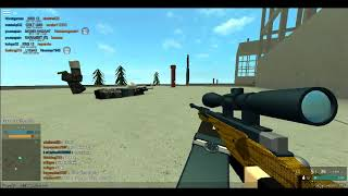 Sono un soldato!!! Roblox ~ Phantom Forces ep 1