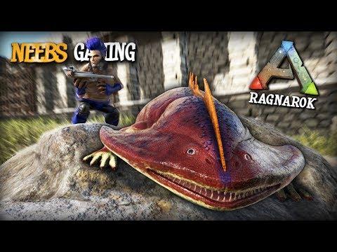 Ark: Survival Evolved - Hammerhead Squid Lizard