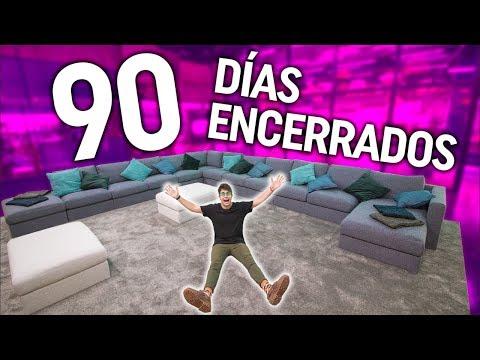 90 DÍAS ENCERRADOS en su NUEVA CASA!! **RESISTIRÁN?** (Nueva academia de Operación Triunfo 2017)
