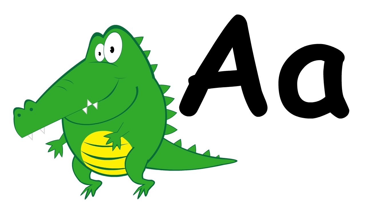 Letter A Song Alligator Song
