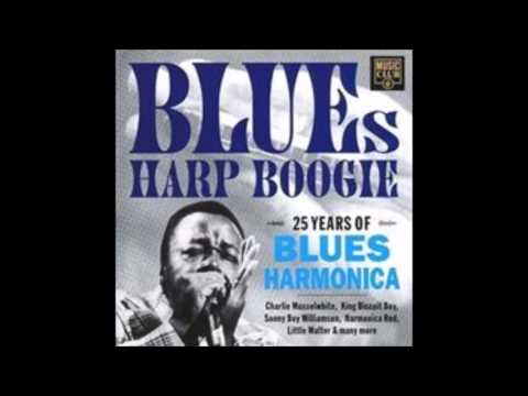 Blues Harp Boogie ( Full Album )