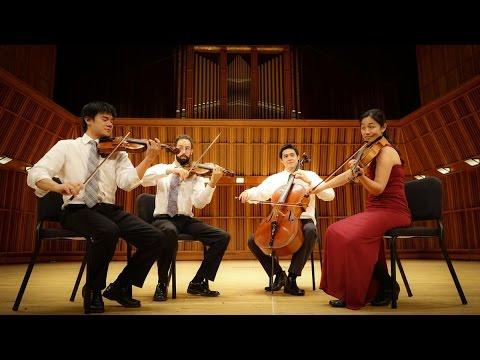Telegraph Quartet (a Shinkoskey Noon Concert)