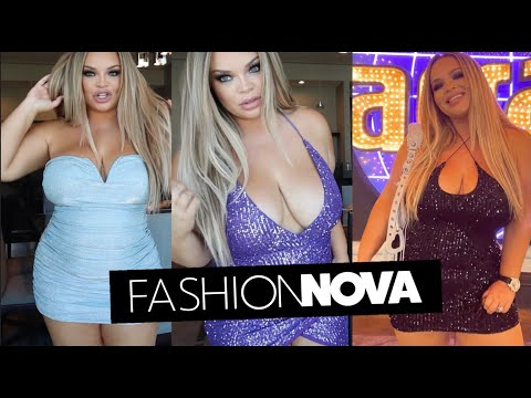 What I Wore in Vegas Ft Fashion Nova Curve
