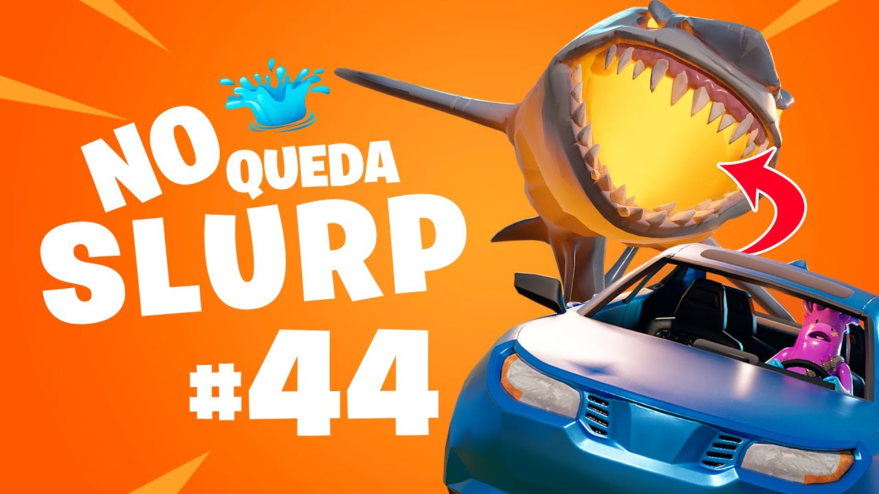 NO SABÍAS QUE LOS TIBURONES PODÍAN HACER ESTO - NO QUEDA SLURP #43